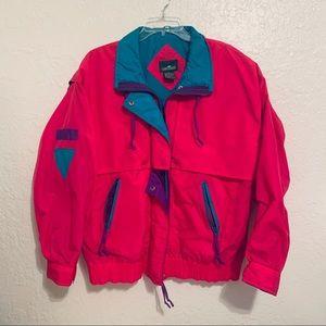 Vintage snow jacket